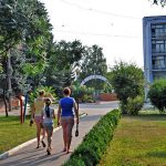 Санаторий Берминводы Фото - Алея.