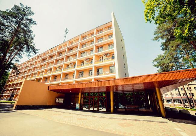 Санаторий Подолье в Хмельнике