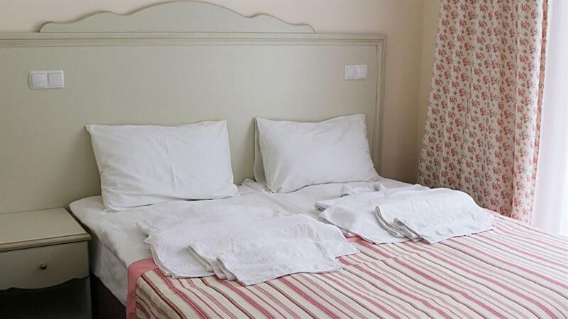 Солнечный Прованс Номер Classic Double - Кровать