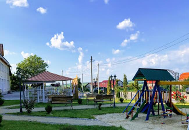 Санаторий Vita Park Солнечный Прованс - Территория