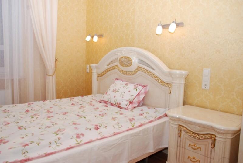 Санаторий Аква Вита Номер Комфорт+ - Кровать