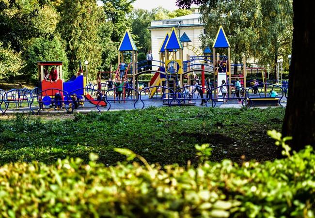 Санаторий Авангард Немиров Фото - Площадка