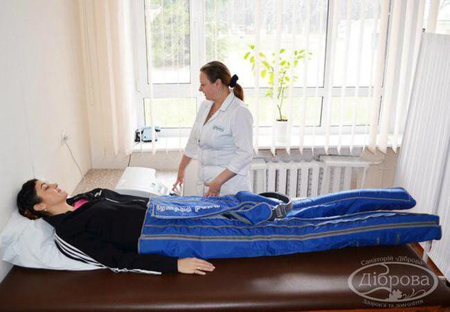 Санаторий Дубрава Фото - лечение
