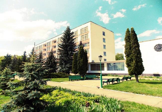 Санаторий Дубрава Фото