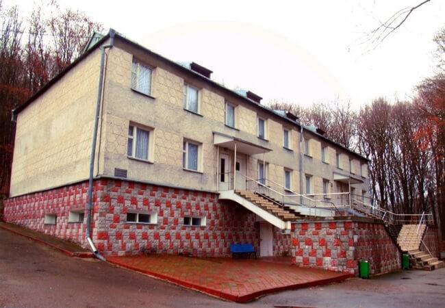 Санаторий Збруч Сатанов Фото - Кропус