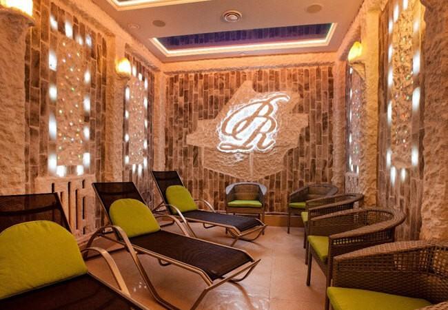Отель Бель Рояль - Соляная комната