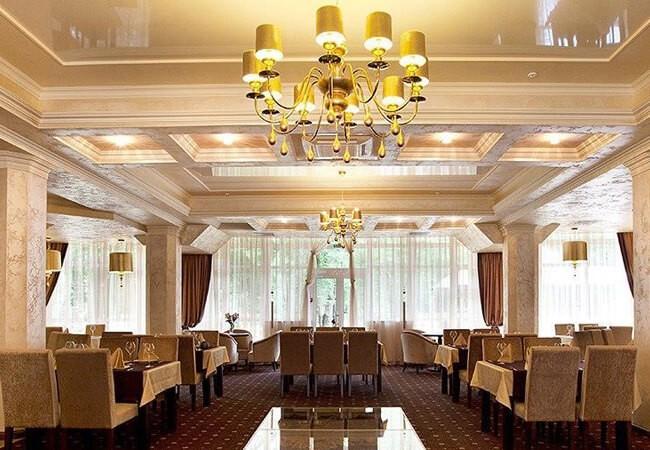 Отель Бель Рояль - Столики