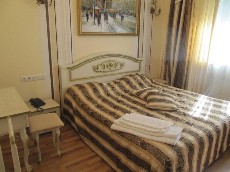 Карпаты Номер LX без балкона - Спальня
