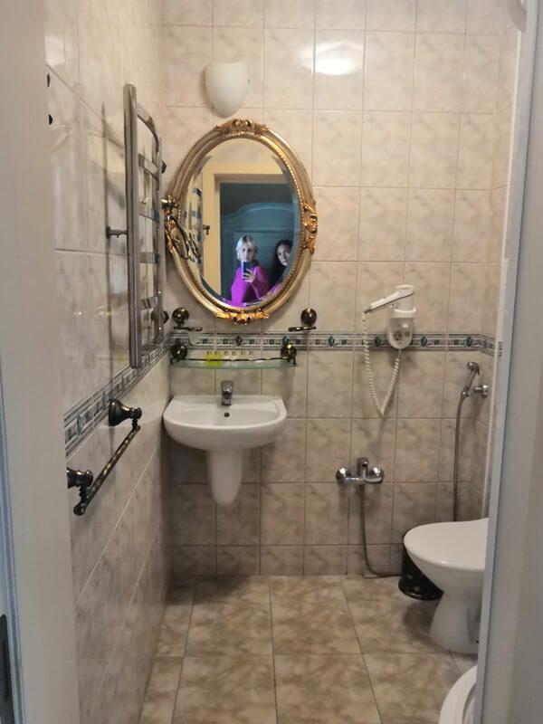 Карпаты Номер СТ Твин- Туалет