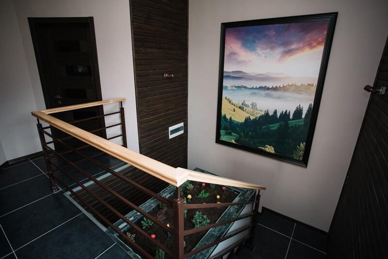 Отель Катерина Номер 3комн. LX - Картина