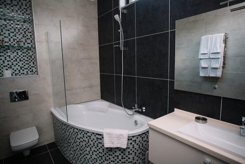 Отель Катерина Номер 3комн. LX - Ванна