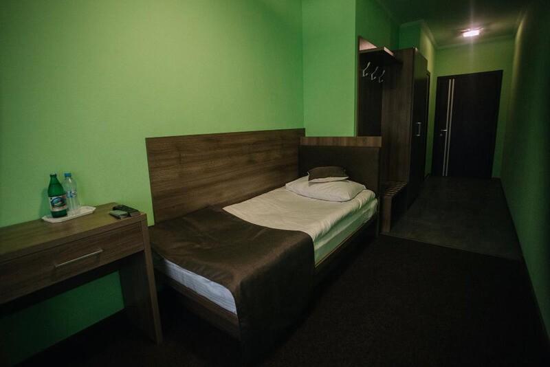 Отель Катерина Номер 1мест. СТ - Кровать