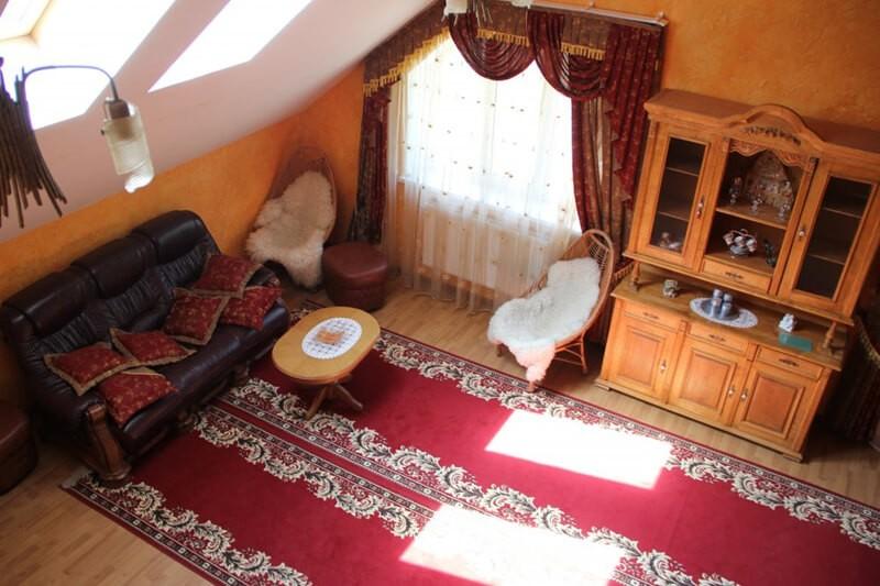 Отель Мараморош Номер Роял - Гостиная