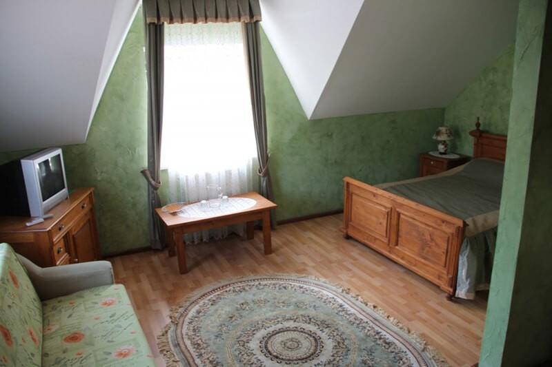 Отель Мараморош Номер Суперио. - Кровать