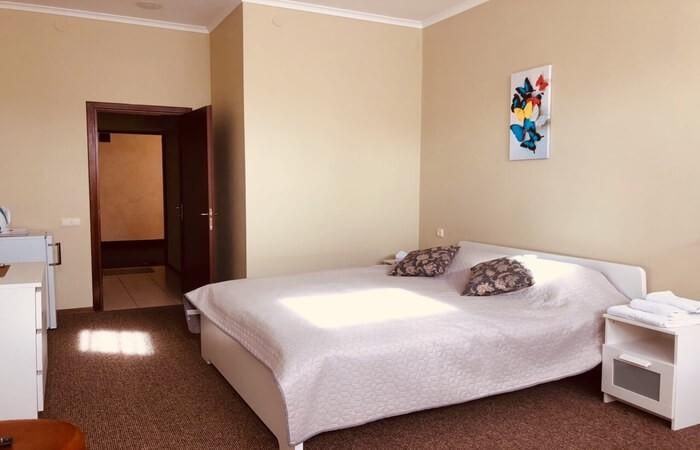 Мраморный Дворец Номер LX Двухмест - Спальня
