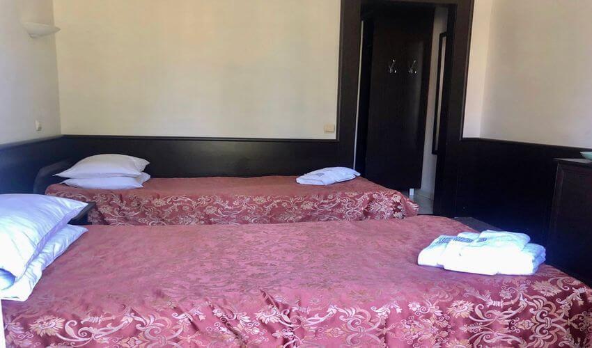 Мраморный Дворец Номер СТ Двухмест - Кровати