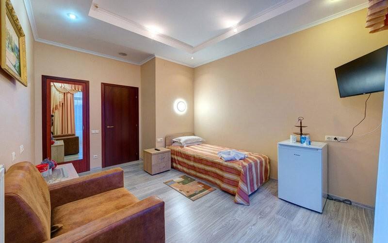 Мраморный Дворец Номер Классик - Спальня