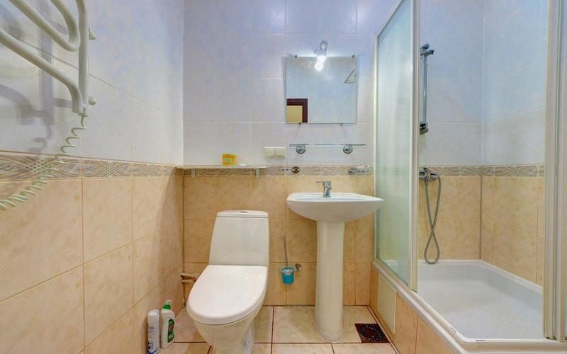 Мраморный Дворец Номер Классик - Туалет