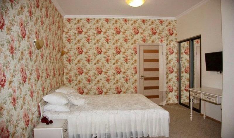 Мраморный Дворец Номер Люкс Премиум - Спальня