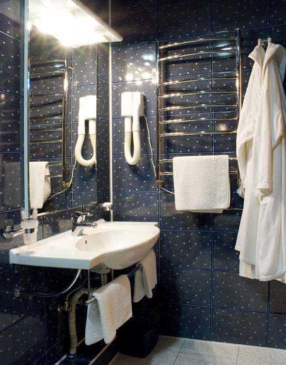 Огненная Саламандра Номер СТ - Туалет