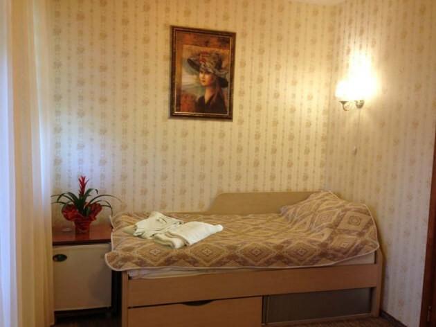 Огненная Саламандра Номер СТ - Спальня