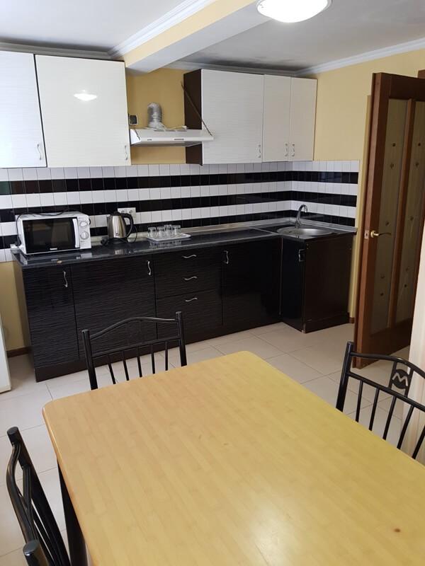 Отель Эко Термал Номер Lux - Кухня
