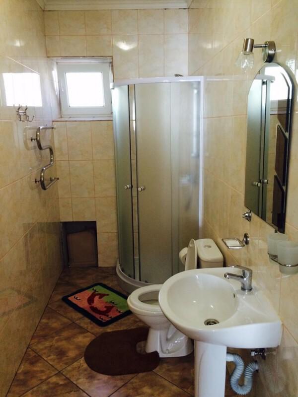 Отель Эко Термал Номер Lux - Туалет