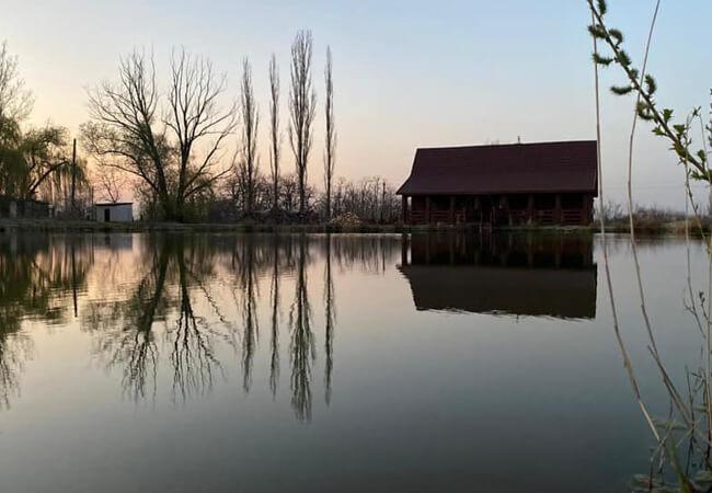 Отель Эко Термал - Озеро