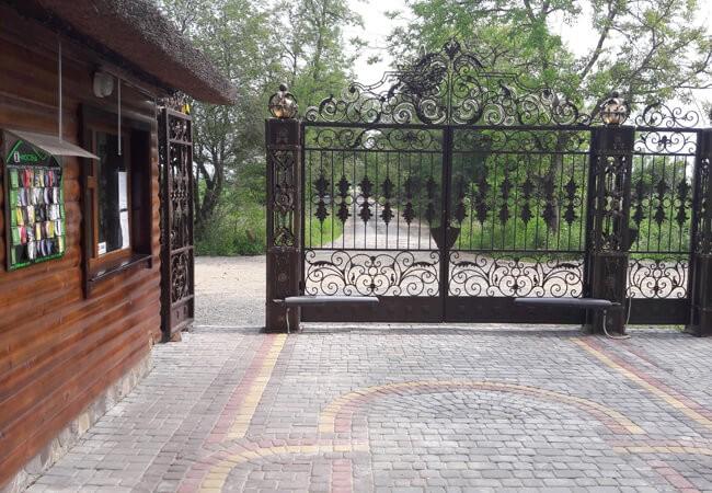Отель Эко Термал - Ворота