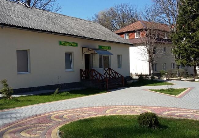 Отель Эко Термал - Раздевалка