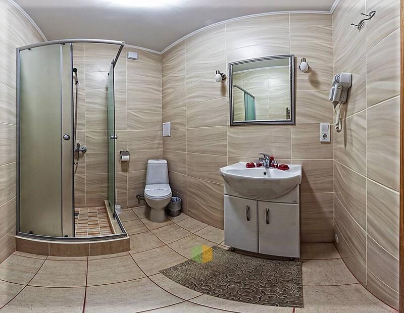 Отель Фантазия Номер Апарт. 1комн. - Туалет