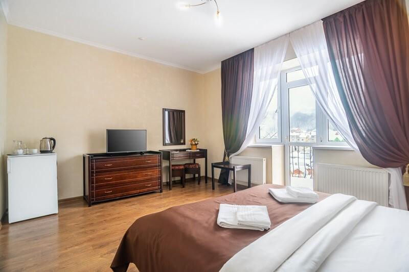 Отель Фантазия Номер ПолуLX 1комн. - Комод