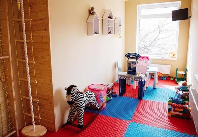 Отель Катерина в Поляне - Детская