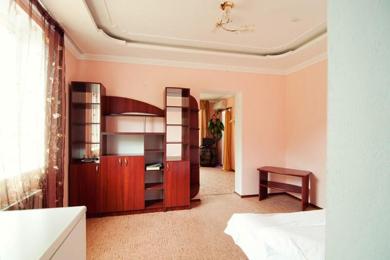 Отель Континент Номер ПолуLX классич. - Интерьер