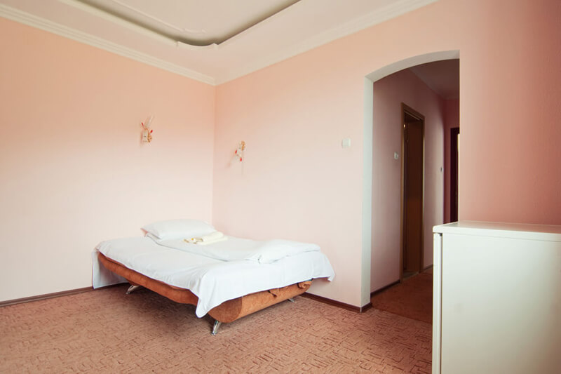 Отель Континент Номер ПолуLX классич. - Гостиная