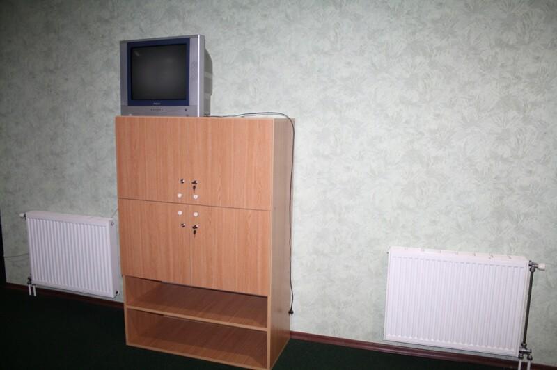 Отель Континент Номер Хостел - Телевизор