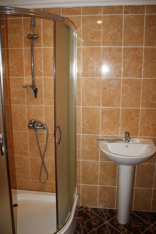 Отель Континент Номер Хостел - Туалет