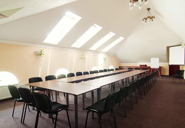 Отель Континент в Поляне - Конференц зал