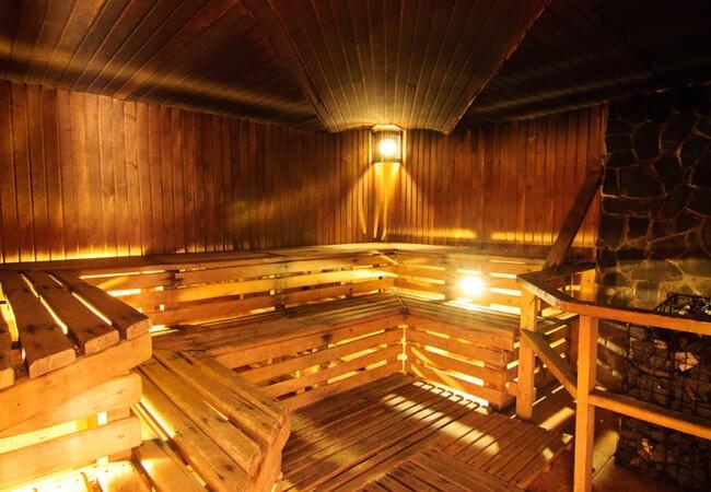 Отель Континент в Поляне - Баня