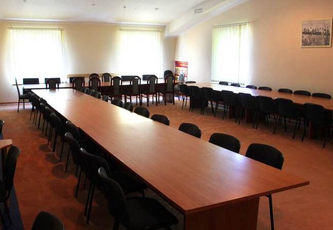 Отель Квеле Поляна - Конференц зал