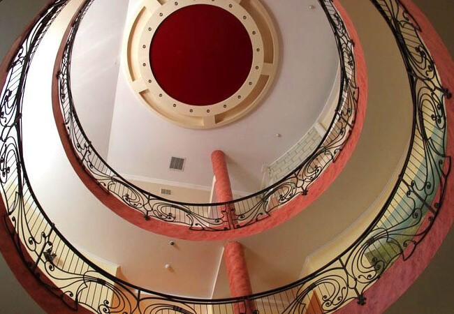 Отель Квеле Поляна - Этажи