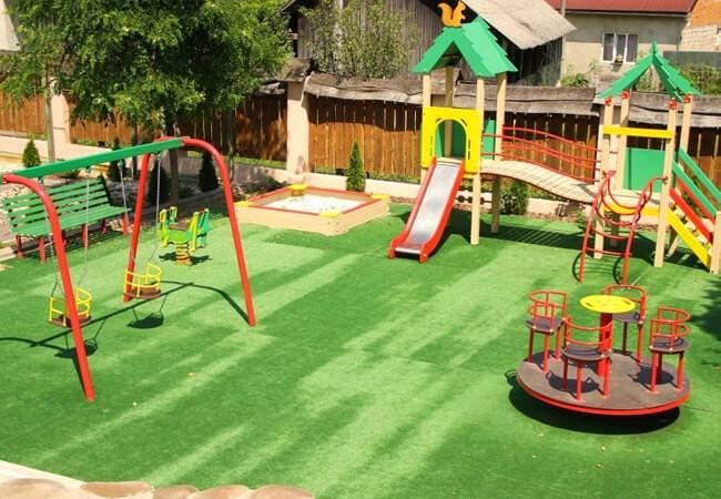 Отель Мараморош Шаян - Детская площадка