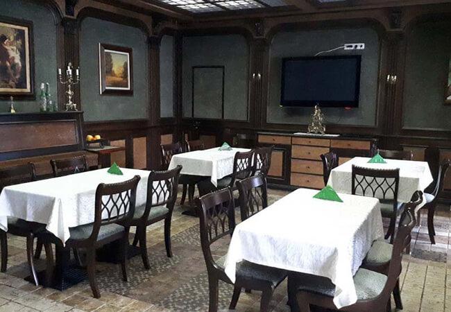 Отель Огненная Саламандра - Ресторан
