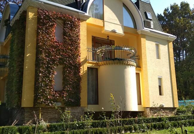 Отель Огненная Саламандра - Здание