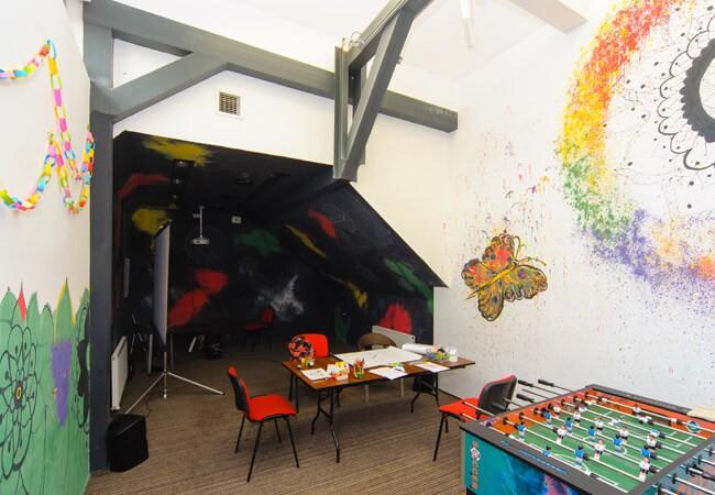Отель Рейкарц Поляна - Детская комната