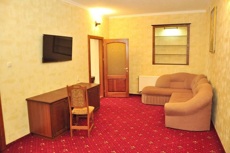 Отель Жаворонок Номер LX 2мест. - Диван