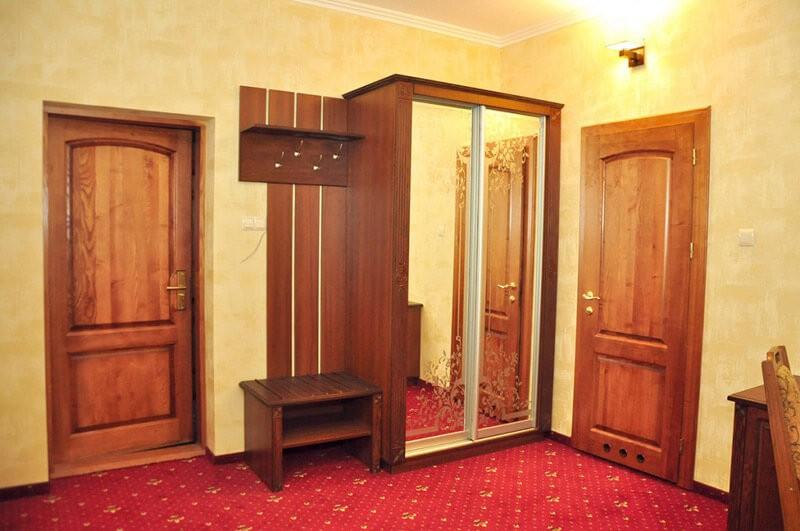 Отель Жаворонок Номер LX 2мест. - Шкаф