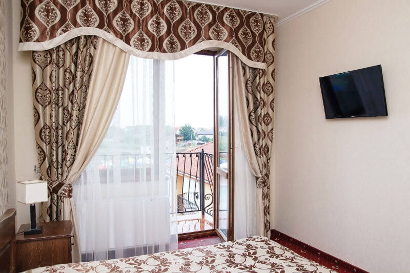 Отель Жаворонок Номер LX 3мест. - Балкон