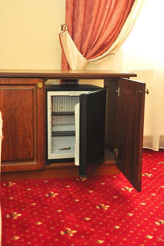 Отель Жаворонок Номер ПолуLX - Холодильник