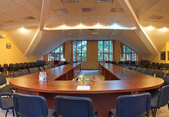 Отель Золотая Гора - Конференц зал